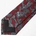 Custom Men's Micpolyester Ties ,Newly Fashion Design Business Tie