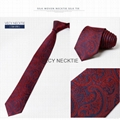 Chinese Wholesale Men 100% Silk Neckties