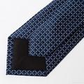 Navy solid slim skinny wedding ties men s buy ties knitted silk necktie