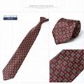 fashion bespoke 100% silk paisley digital printing necktie, printing tie