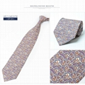 Good Quality print ties men necktie100% silk necktie attractive hot selling