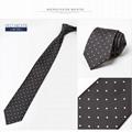 Jacquard Woven Custom Men Nano Necktie