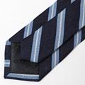 Micpolyester necktie polyester necktie handmade good qualtiy ties