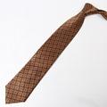 100%silk printed men's tie match suits