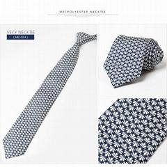 micpolyester woven neckt