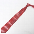 100% silk printed neckties with novelty animal pattern good design