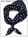 Cotton Scarf in soft printed 2