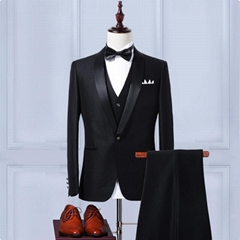 Customized Professional Clothing Vest Waistcoat