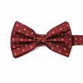 Groom Wedding Suit School Bow Tie For Men