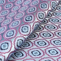 Fashion Woven Jacquard Polyester Cotton Fabric For Coat