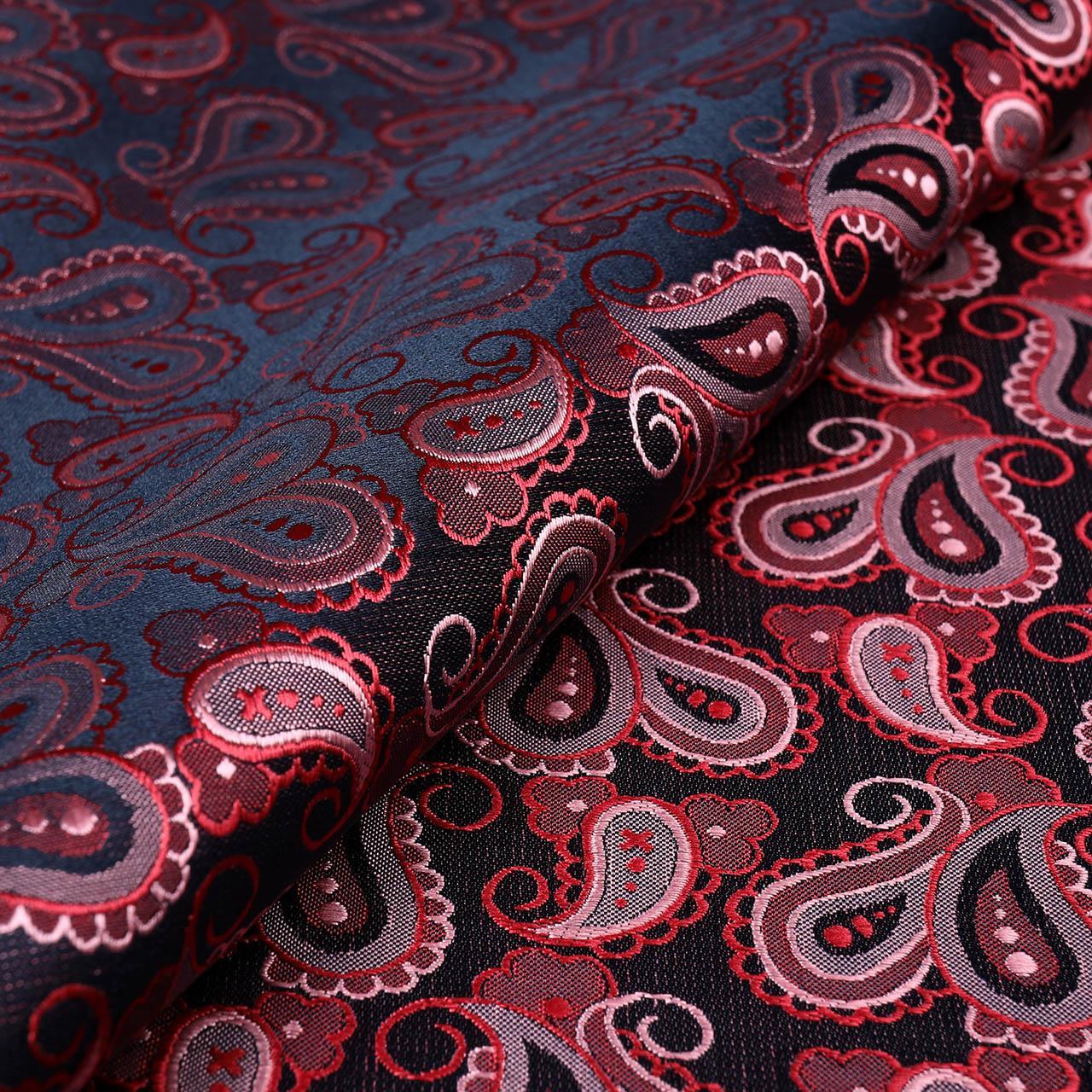 Various Fashion Silk Fabric For Men Necktie 2