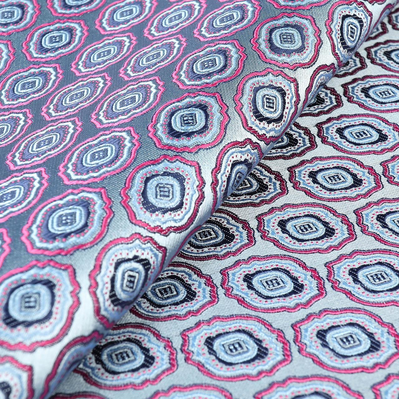 Various Fashion Silk Fabric For Men Necktie 3