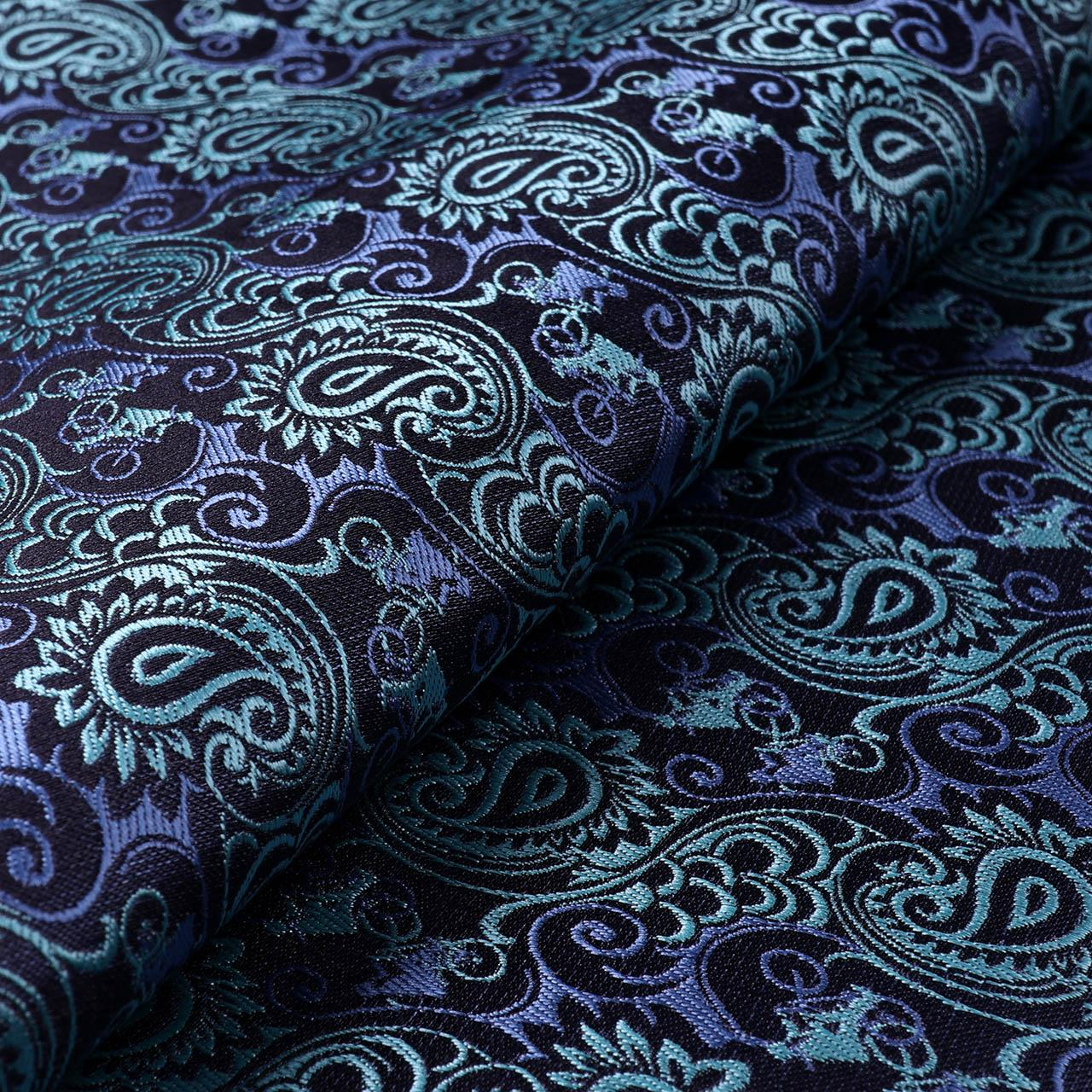 China Supplier Silk Woven Terry Cloth Fabric For Men Shirt