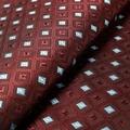 Jacquard Fabric Soft Cheap Silk Fabric for men