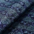 Jacquard Fabric Yarn Dyed Pure Silk Fabric For Wedding Dress 5