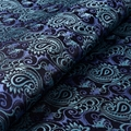 Jacquard Fabric Yarn Dyed Pure Silk Fabric For Wedding Dress