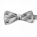 New 2018 Self Tie Bow Tie Flower Pattern Design Bowtie