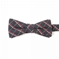 Wholesale Bow Tie Classic Grid Checked