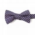 Custom Handmade Polyester Floral Boys Bow Tie