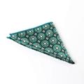 100% Silk Woven Paisley Pocket Square Cheap Handkerchief