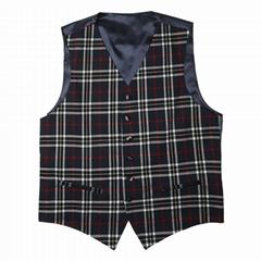Waistcoat Men Vest Wholesale Made In China