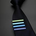 Necktie Bar Men's Wedding Business Metal Tie Clip 4 Colors