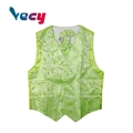 Waistcoat Violet Color Men Vest From China Factory