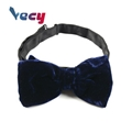 New Products Flannel Semi-Butterfly Bow Ties for Man