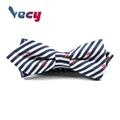 New products stripe Dobby 100% Silk Bow