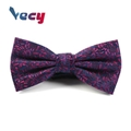 New Products Floral Pattern 100% Silk Bow Tie for Man