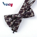 New Fashion Animal Design 100% Silk Bow Tie for Man