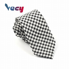 Business Casual Plaid Printed Cotton Necktie for man (Hot Product - 1*)