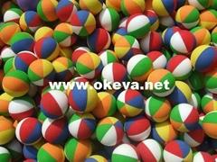 EVA雙色球,EVA彩色球,E