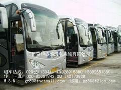 广州出租53座旅游车