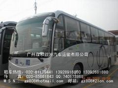 广州出租50座旅游车