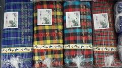 100%Yarn Dyed Rayon Meik