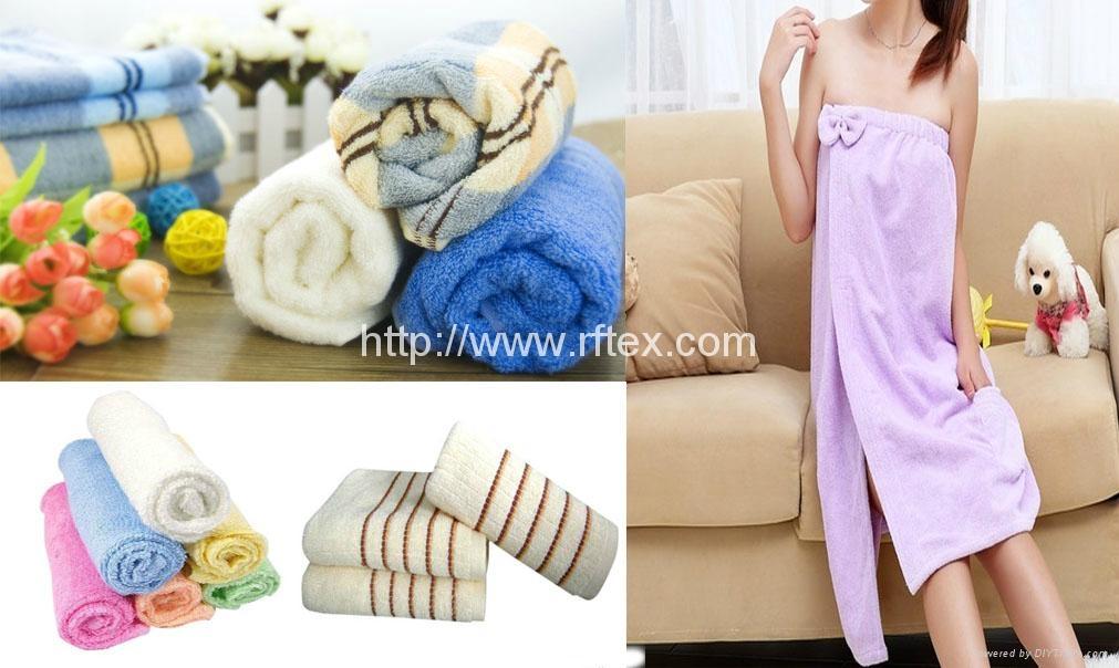 毛巾浴巾 1