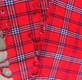 Wholesale 100% ACRYLIC MEIKO CLOTH MASAI