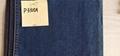 Rui feng textile NOS 100% cotton plain indigo yarn dyed denim fabric