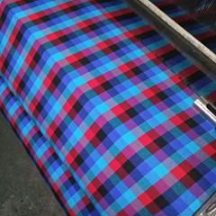 光邊色織粘膠布