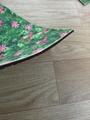 Plant corridor living room bedroom 3D printed floor mat for adults