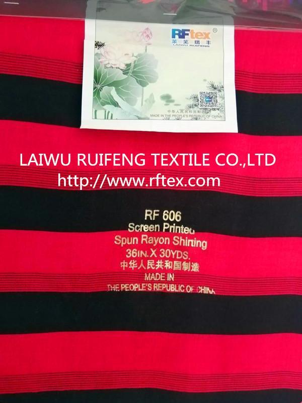 100% viscose rayon printing fabric 2