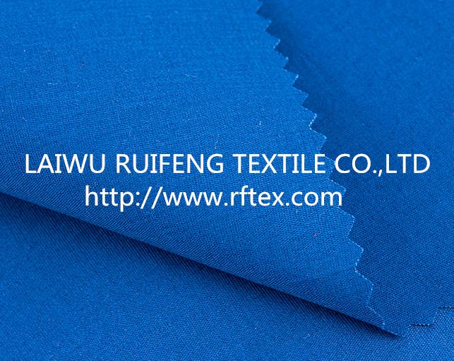 Hot selling 100% rayon plain dyed fabric woven dress fabric viscose dyeing fabri 4