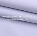 100% rayon plain dyed fabric woven dress