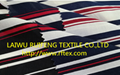 China Manufacturer 100% Printed Viscose Printed Rayon Fabric