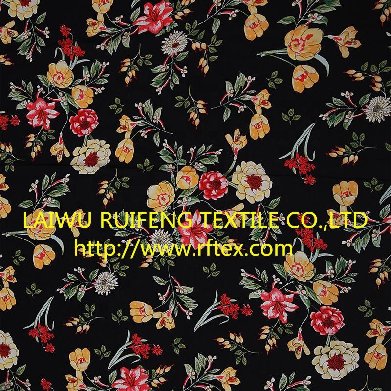 100% viscose rayon printing fabric 1