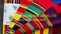 100% spun rayon printed fabric 3