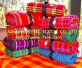 Shuka Blanket for Home Textile