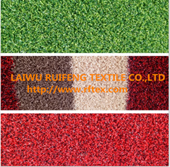 Turfing PP cut pile with PVC backing grass carpet  (Hot Product - 1*)