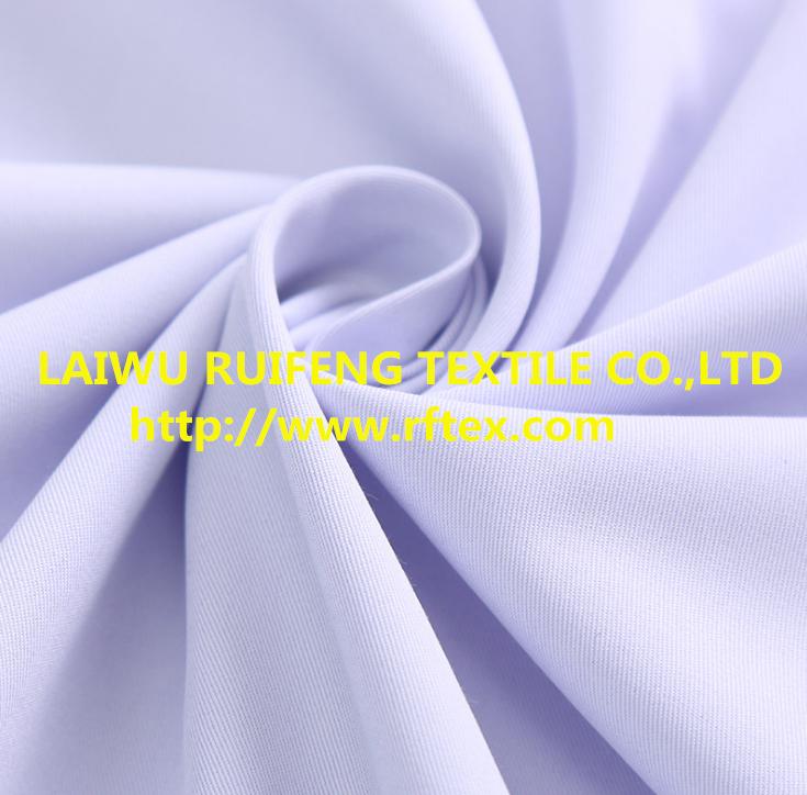 cotton/polyester fabric cvc cotton 60/40 Dyeing fabric to make T-shirt   3
